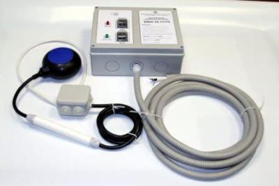 Оборудование для аварийно сигнализации очистной установки