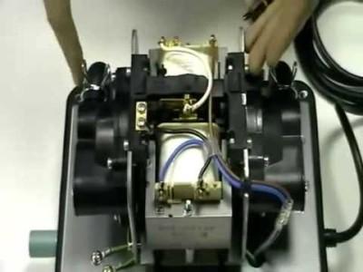 Пример электромагнитного клапана для септика Юнилос Астра