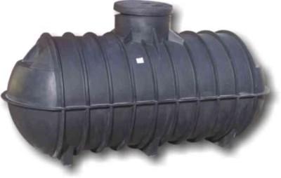 Использование пластикового отстойника для стоков канализации