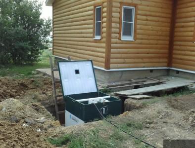 Монтаж системы канализации частного дома