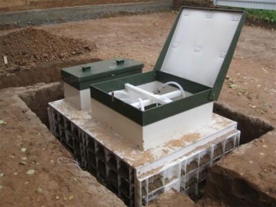 Автономная канализация Юнилос Астра для загородного дома