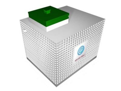 Пример установки для очистки стоков Юнилос Астра 50